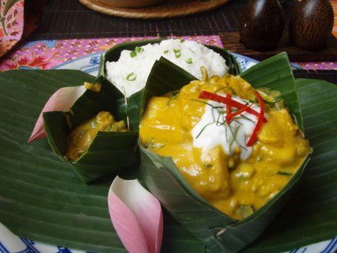 Những món amok được xem như sự tinh túy của phong cách Campuchia.