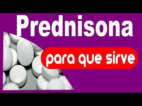 prednisona y próstata agrandada