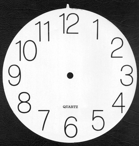 Free Printable Clock Faces | Clock Face by ~onehourphoto on deviantART: