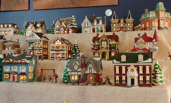 Snow Village Dept 56