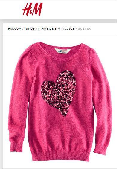 color pullover