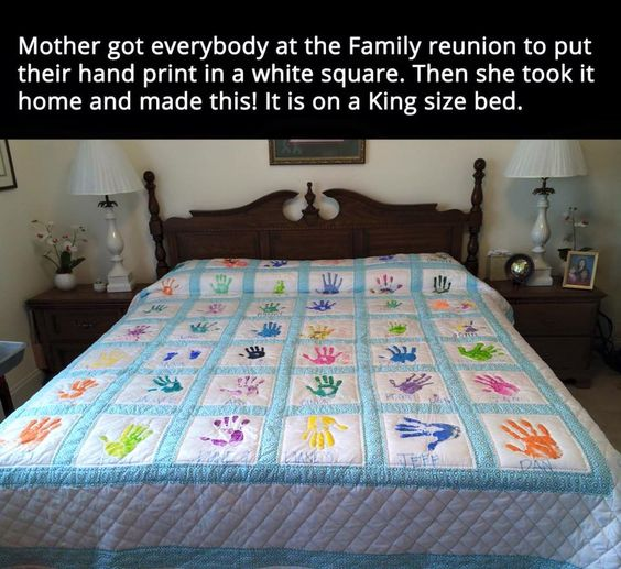 family reunion idea: