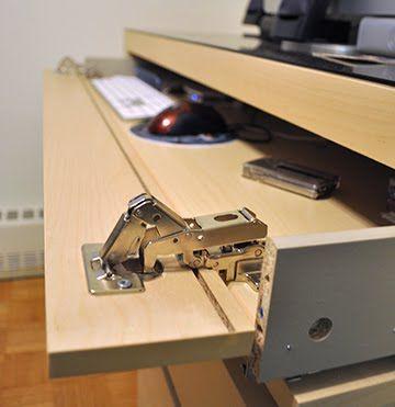 Flip Down Drawer Front Ikea Hacks Pinterest Diy