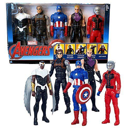 Marvel Titan Hero Series Winter Soldier
