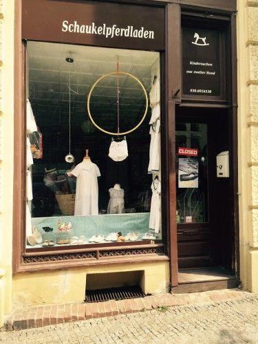 Der Schaukelpferd Laden – Friesenstraße 17, 10965 Berlin