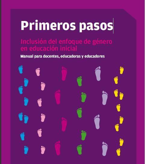 Enfoque de género en Educación Inicial