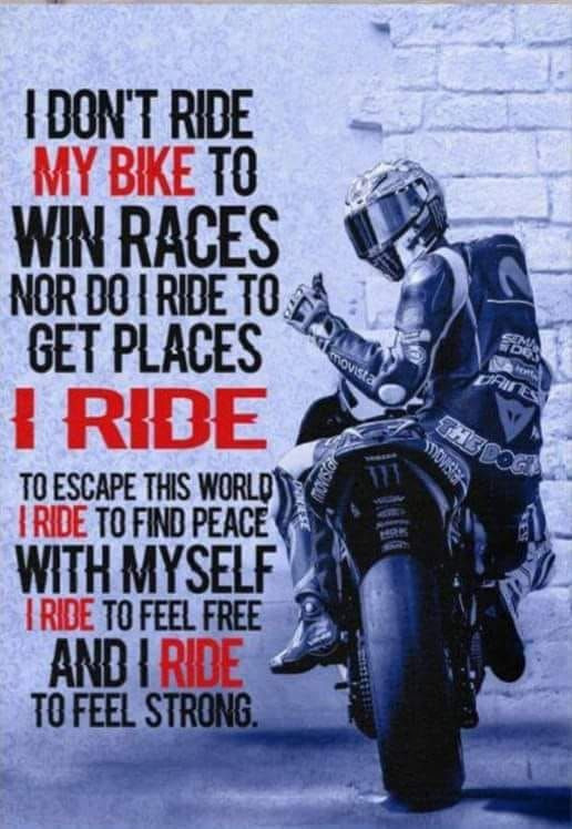 Pin By Lorin Hansen On Inspiration Bike Quotes Biker Quotes