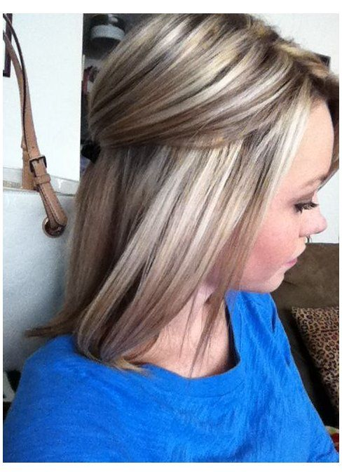 Gorgeous Hair Color Blonde Low Lights Highlights And Low Lights Maybe I Ll Do Thi Hair Color Blonde Highlights Hair Highlights And Lowlights Light Hair