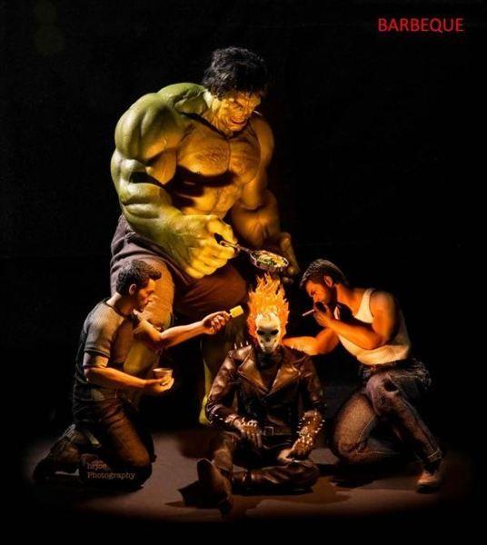 Helden des Alltags - Spiderman & Co ganz privat - Bildergalerie - FILMSTARTS.de