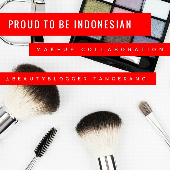 Makeup Collaboration by Beauty Blogger Tangerang