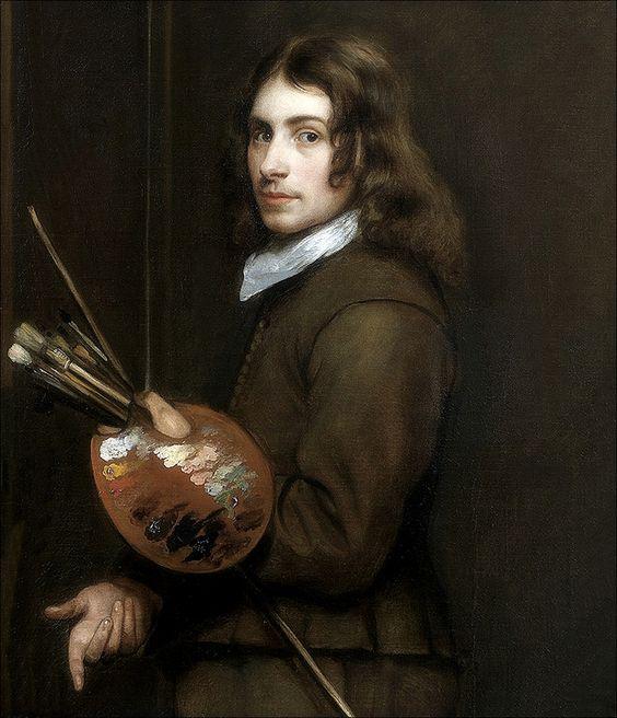 Thomas Willeboirts Bosschaert · Autoritratto · 1637 · Noordbrabants Museum · 's-Hertogenbosch:
