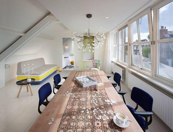 Leilighet i Amsterdam, Nederland Central but quiet, this stylish - design klassiker ferienwohnungen weimar
