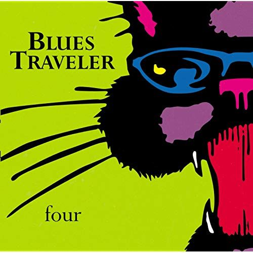 Four Blues Traveler Blues Traveler Travel Album Classic Rock Albums