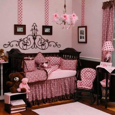 Fotos Dormitorios Color Rosa para Bebés