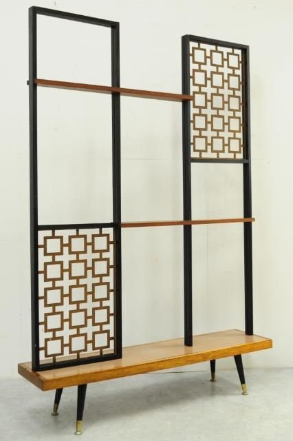 Room Dividers, Decorative Metal And Mid Century On Pinterest