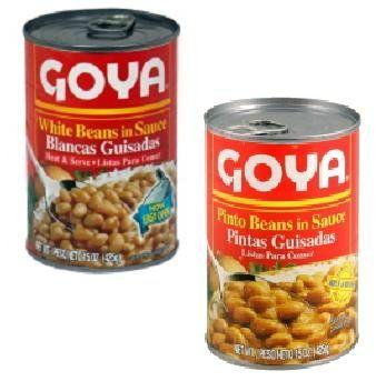 Goya Prepared Beans / Habichuelas Guisadas Goya