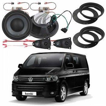 Rainbow intelligence-line IL-C8.3 VW T5 - VW T5 upgrade Car SpeakersSpecialRainbow IL-C8.3 231237
