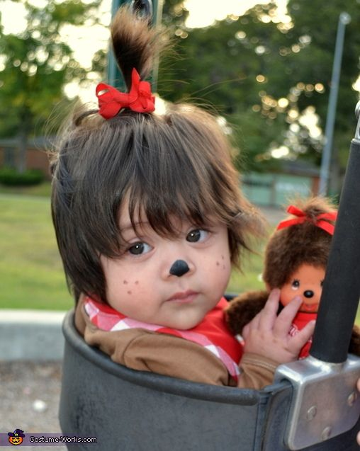 Monchhichi - Halloween Costume Contest at Costume-Works.com | Halloween costume contest Costume contest and Halloween costumes.  sc 1 st  Pinterest : monchichi halloween costume  - Germanpascual.Com