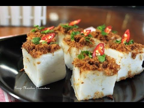 Resep Kue Talam Abon Youtube Makanan Resep Kue Kue