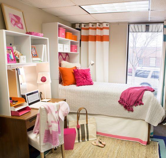 Pin By Dorm Decor On Designer Dorm Rooms Pinterest