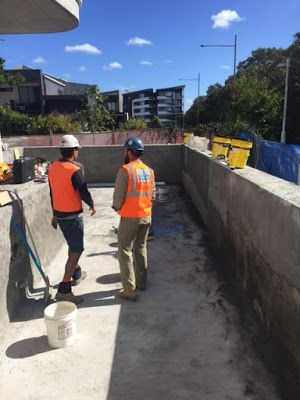 Laticrete Australia Conversations: Eagle Farm Pool Project