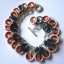 button jewelry - Google Search love it! must try! #ecrafty