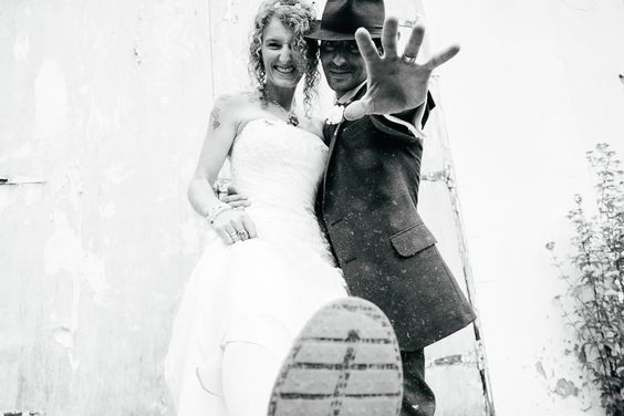 Funk Wedding