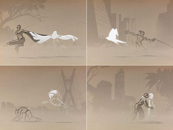 Meio Pocahontas, meio Mulan, mas é a novela das 9...