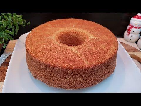 الكيك اليومي الاسفنجي فقط ب 3 بيضات Youtube Food Desserts Cake