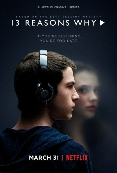 "You'll be able to binge the entire series March 31 on Netflix. | Netflix Just Released A Teaser Trailer For Its Adaptation Of ""13 Reasons Why"":"