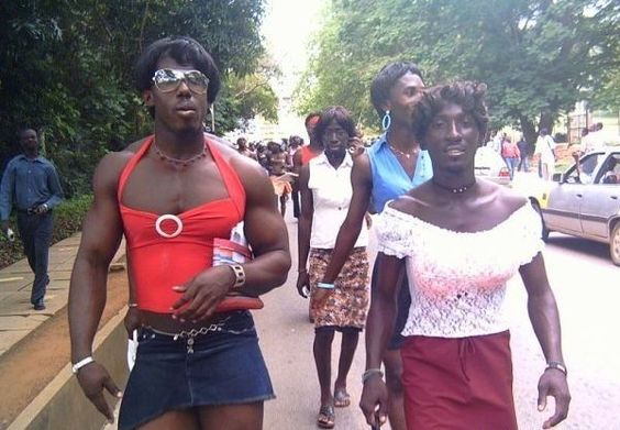 Black pride parade - Picture - WTFunny.com - Funny Pictures Updated Daily