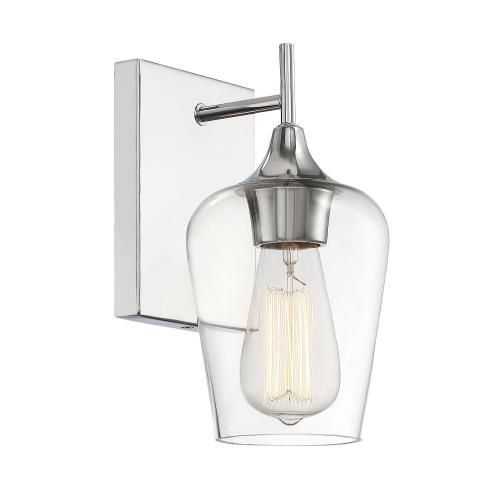 1 Light Wall Sconce Wall Lights Sconces Wall Sconce Lighting