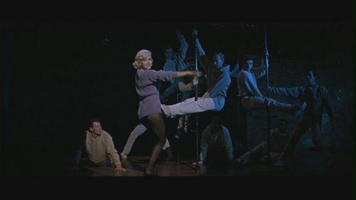 "Marilyn Monroe in ""Let's Make Love"" - marilyn monroe Screencap"
