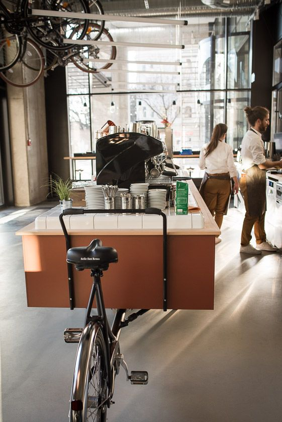 Cafebar Bicicletta Munchen Schwabinger Tor Cafe Bar Cafe