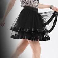 Resultado de imagem para como fazer uma saia para festa junina