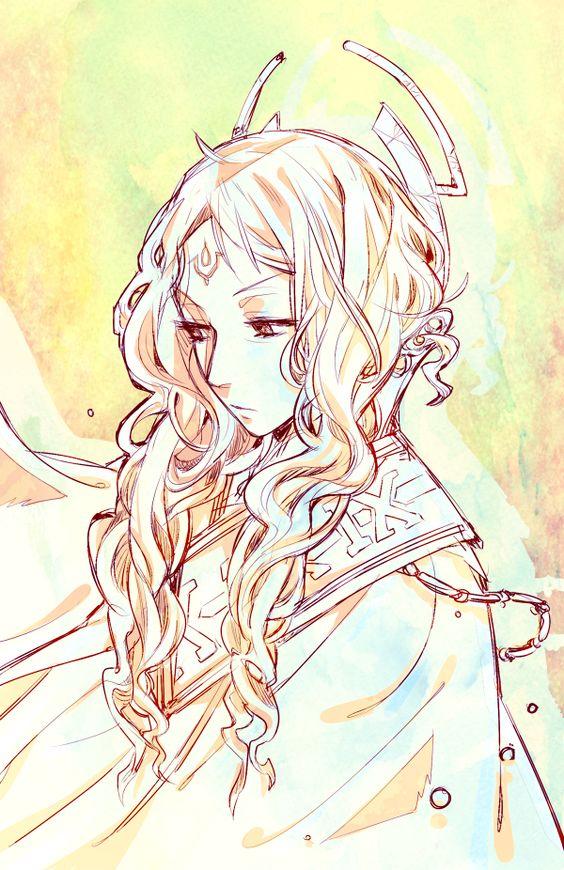 Emmeryn- Fire Emblem Awakening. No Emmeryn!!!! Why did you have to die?!?!?!