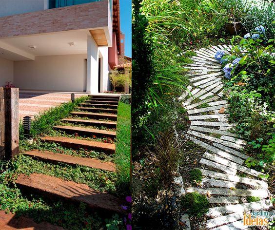 """Jardim das Ideias on Twitter: """"O caminho de pedras no jardim é sempre boa pedida. E você, prefere qual dessas opções? Responda pra gente! ;) <3 https://t.co/bw7G55UvQ0"""""""