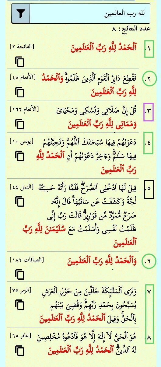 سورة الفاتحة الحمد لله رب العالمين Islamic Art Calligraphy Arabic Calligraphy Calligraphy