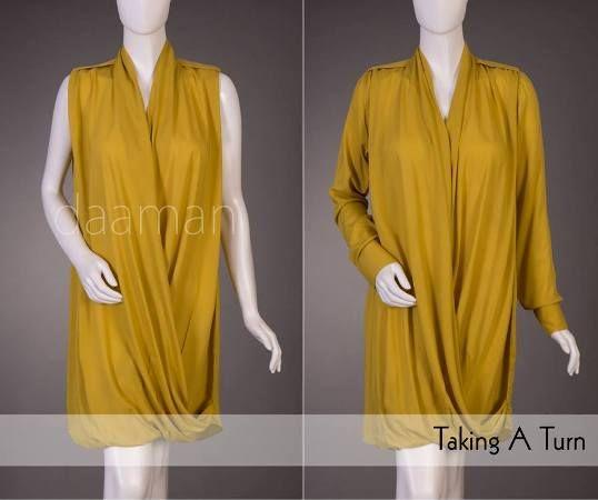 Daaman Summer Dresses 2014 Vol 2 For Women Style (8)