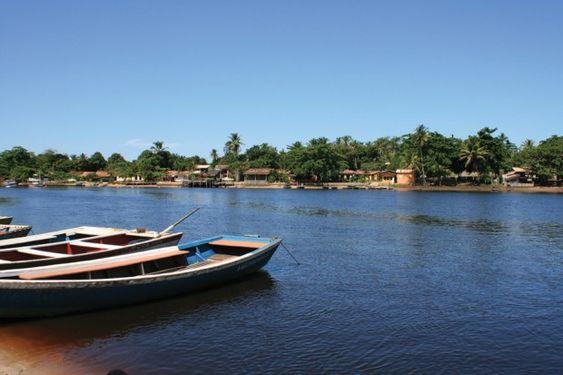 Caraíva River - Caraíva, Bahia, BRASIL
