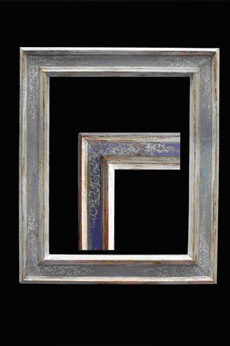 Decoraci n de marcos marcos artesanales para espejos - Decoracion de espejos ...