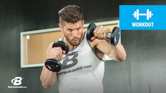 Ultimate Fat-Burning Workout | Brian Casad - YouTube