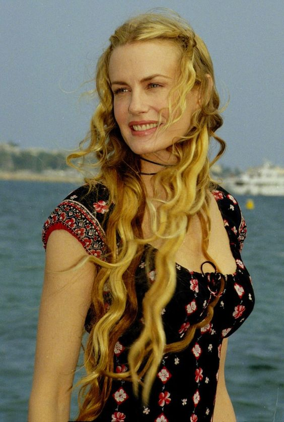 favorite mermaid! Daryl Hannah, 1999