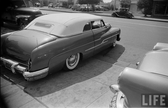 File:Bob-lund-1950-mercury... Kustoms Los Angeles