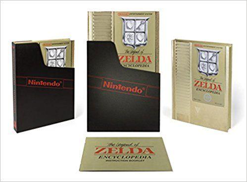 Pdf Download The Legend Of Zelda Encyclopedia Deluxe Edition Free