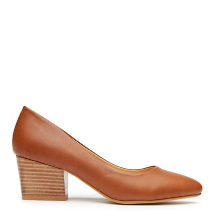 Pointed Toe Low Heel Pump
