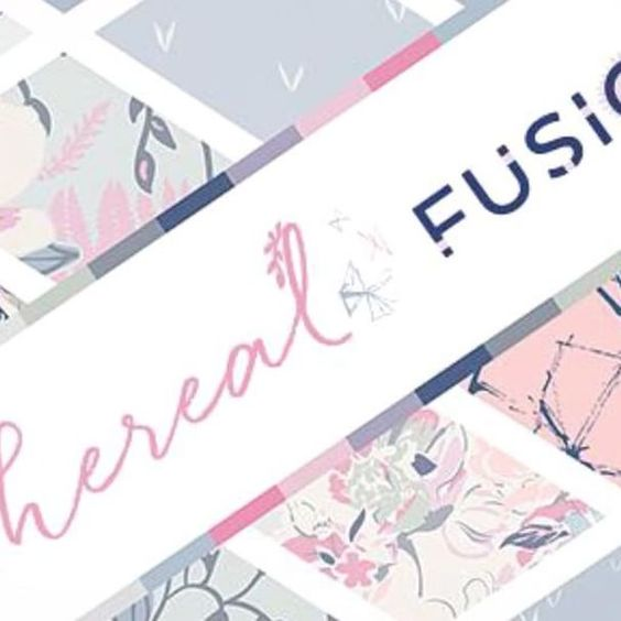 Light and airy sophisticated prints define the essence of romance. From soft pastels to delicate details, you'll be sewing in a romantic dream like no other. Fall in love with Ethereal Fusion! . IN STORES FEBRUARY 2017 . . #ArtGalleryFabrics #wearefabrics #quilting #sewing #fabriclove #quiltmarket #etherealfusion #fallquiltmarket #quiltmarketprep