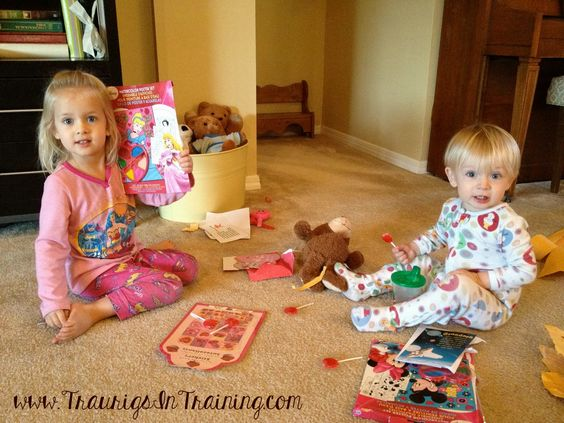 Have a Valentine's Day Treasure Hunt with Your Kids