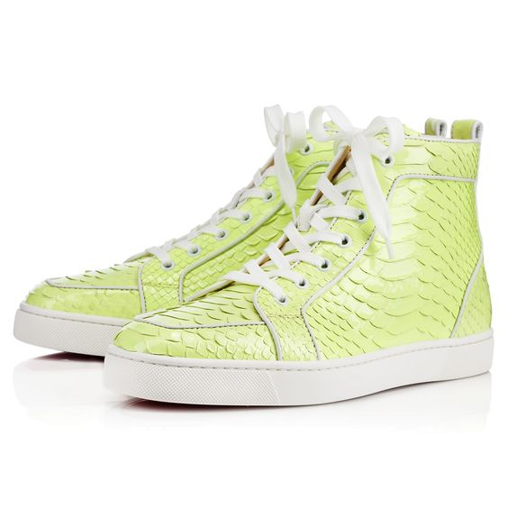 christian louboutin flats replica - christian louboutin python high-top sneakers, louis vuitton copy shoes
