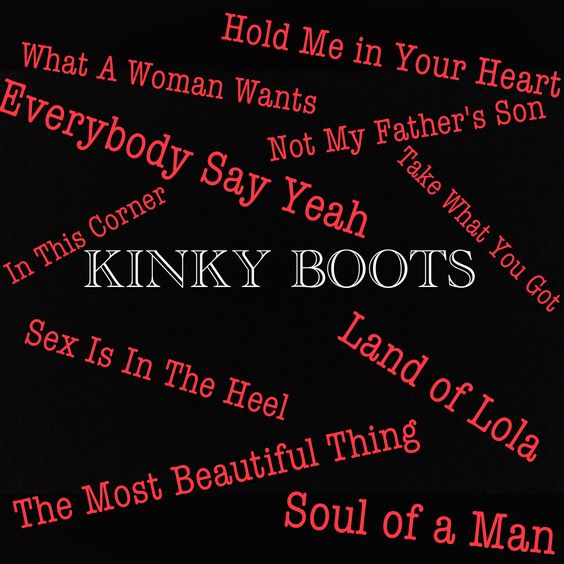 Our profile of Kinky Boots currently showing at the Adelphi Theatre  http://www.westendtheatreguide.london/shows/kinky-boots/